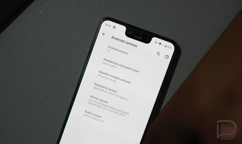 Installation Issues – Google Pauses Android Q