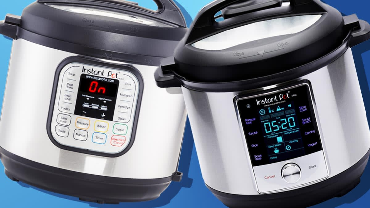The Best Instant Pot Models That Fit Your Budget