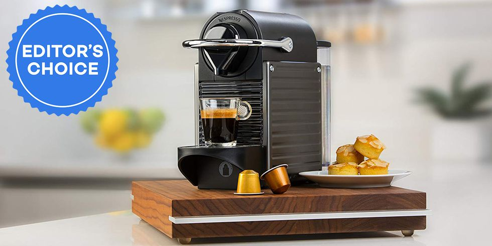 The Highly Caffeinated Editors Chose These Coffee Makers