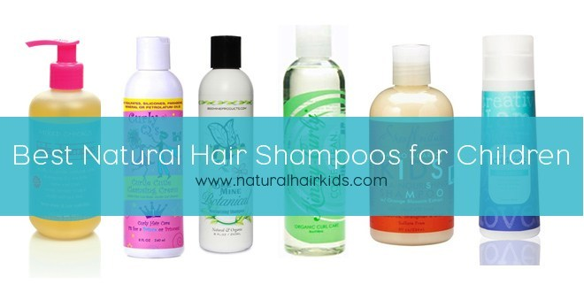 Natural Kids' Shampoo Brands You Need To Know As Parents