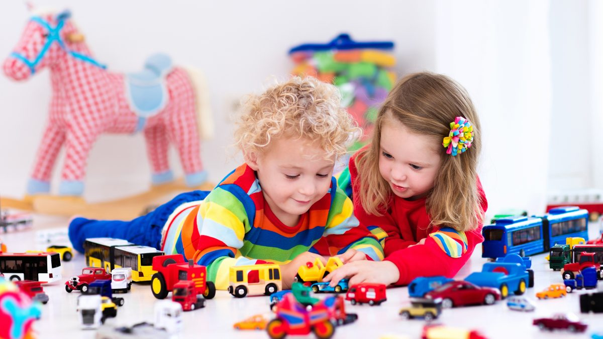 The Best Kids' Toys Getting Out Of Shelves